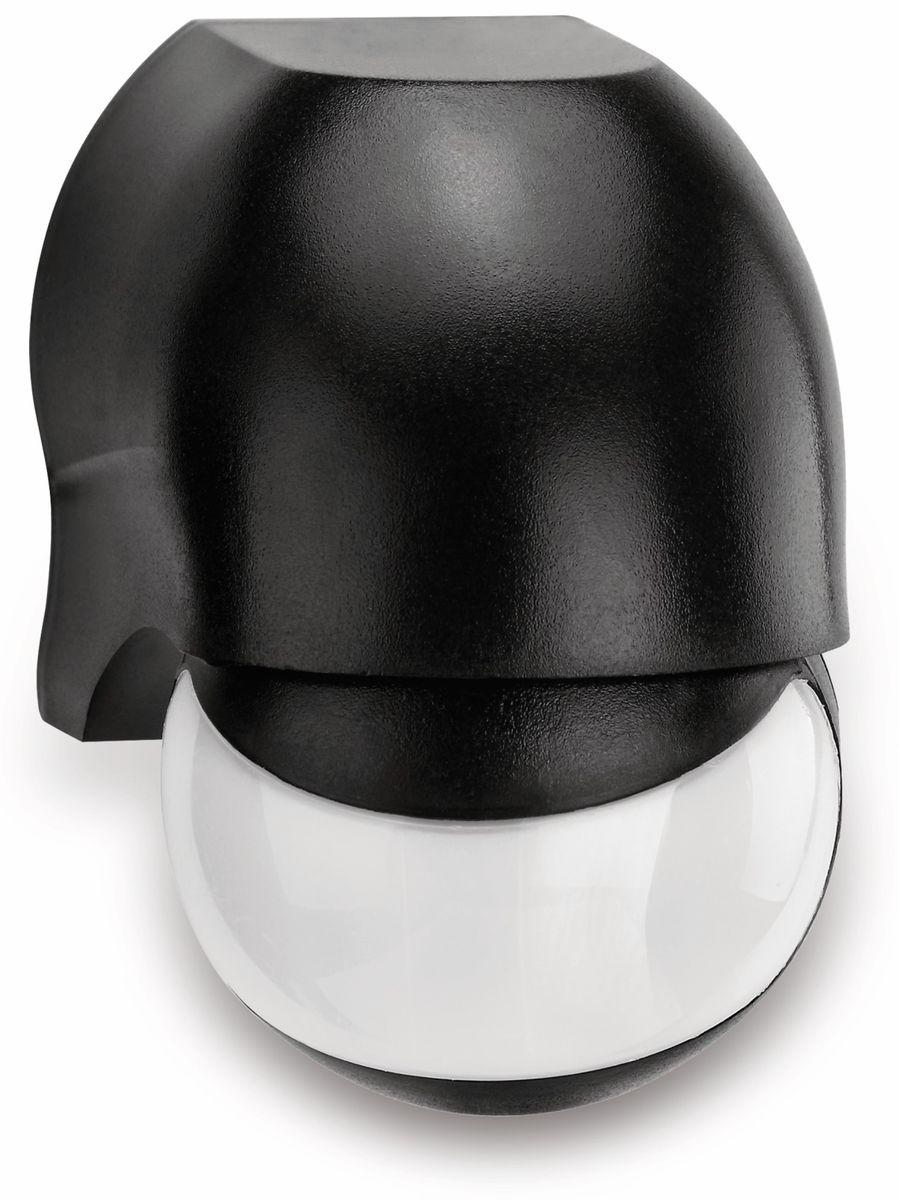Bewegungsmelder SONERO X-IMS011, 180°, IP44, schwenkbar, schwarz ...