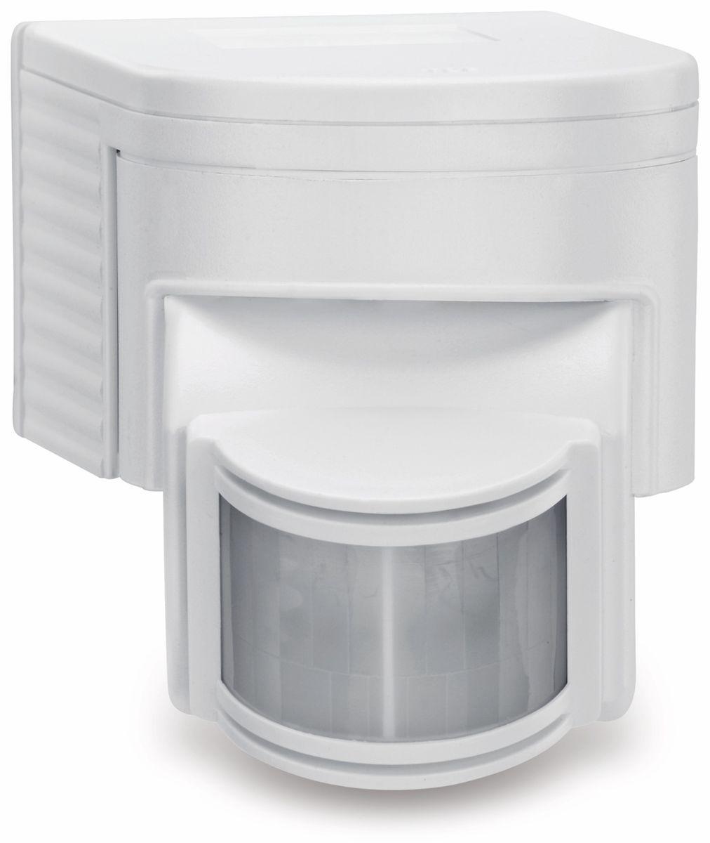 Bewegungsmelder SONERO X-IMS030, 180°, IP44, weiß