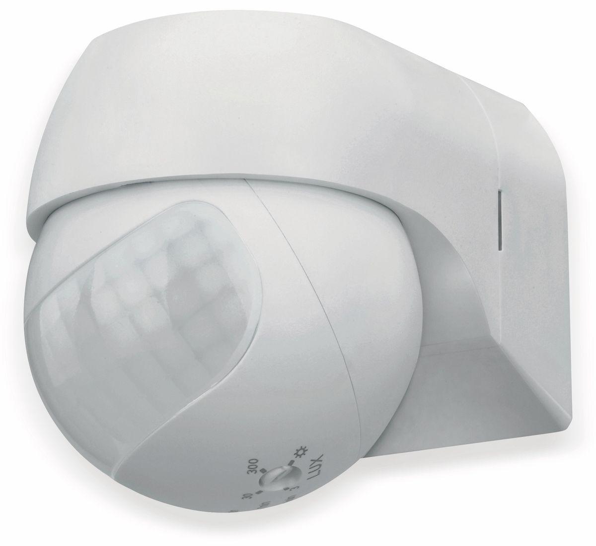 Bewegungsmelder SONERO X-IMS080, 180°, IP44, schwenkbar, weiß online ...