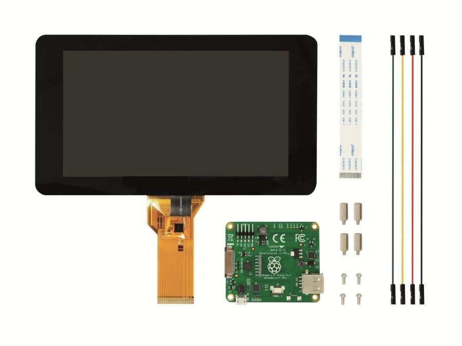 Raspberry Pi Touch-LCD, 7\