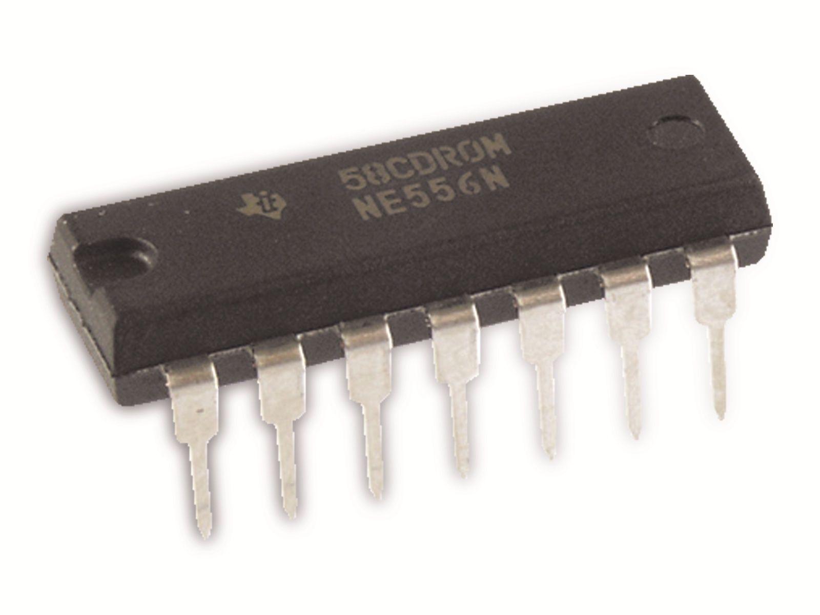 LM556N, Timer-IC, 2-fach