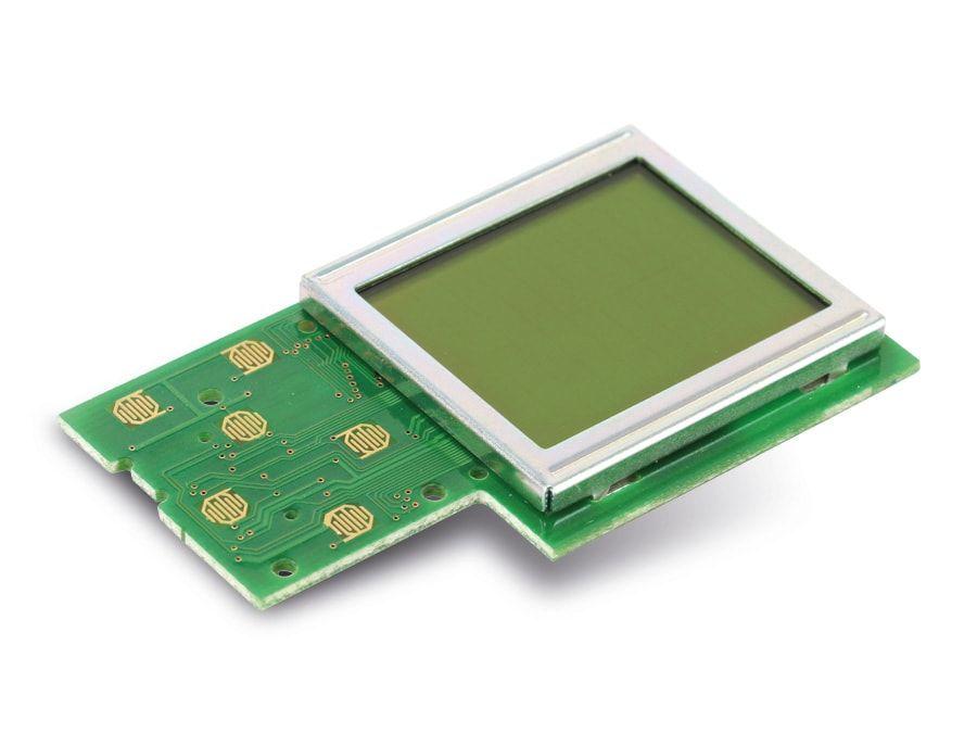 LCD-Modul HB10401, 4x10 LCD HB10401, 4 Zeilen x 10 Zeichen   eBay