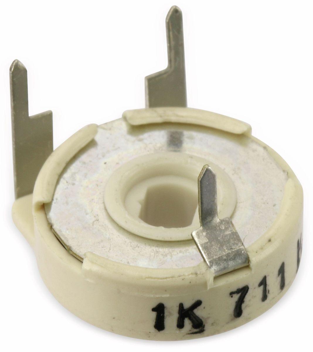 H-10806 10x 22K CERMET POTENTIOMETERS PIHER PTC10LV