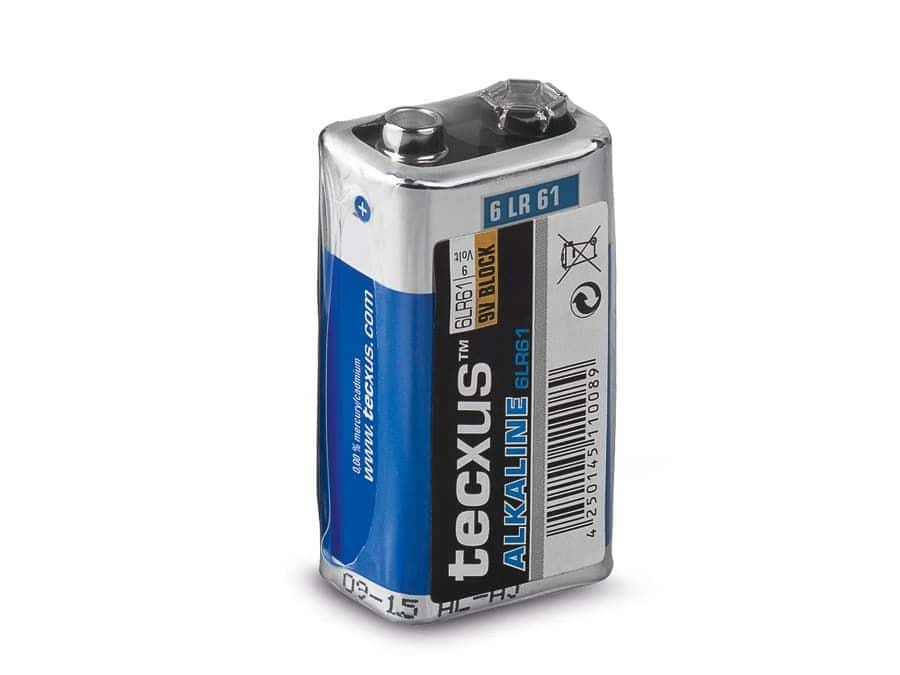 9v block batterie tecxus alkaline online kaufen. Black Bedroom Furniture Sets. Home Design Ideas