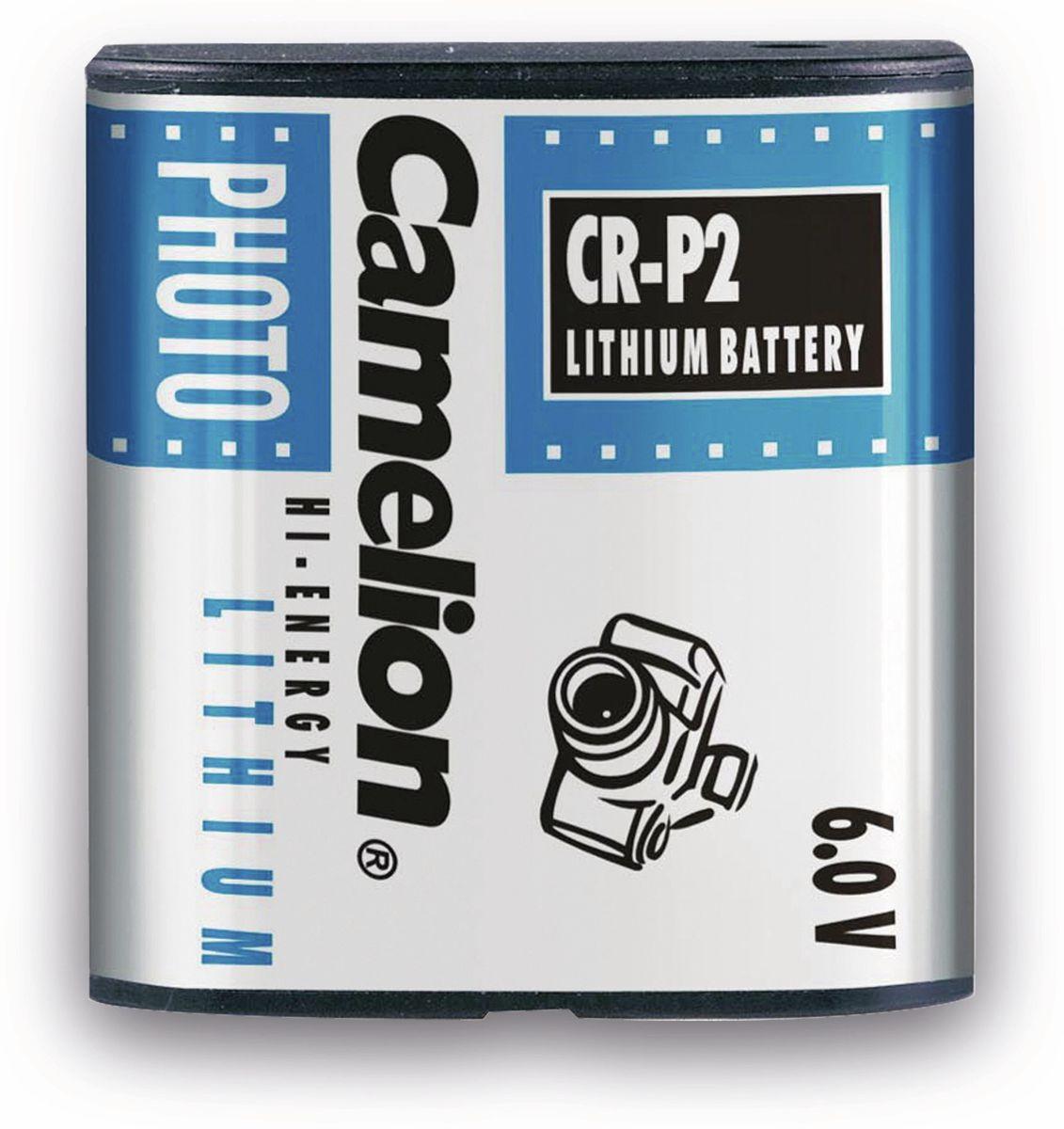 lithium batterie camelion cr p2 1 st ck online kaufen. Black Bedroom Furniture Sets. Home Design Ideas