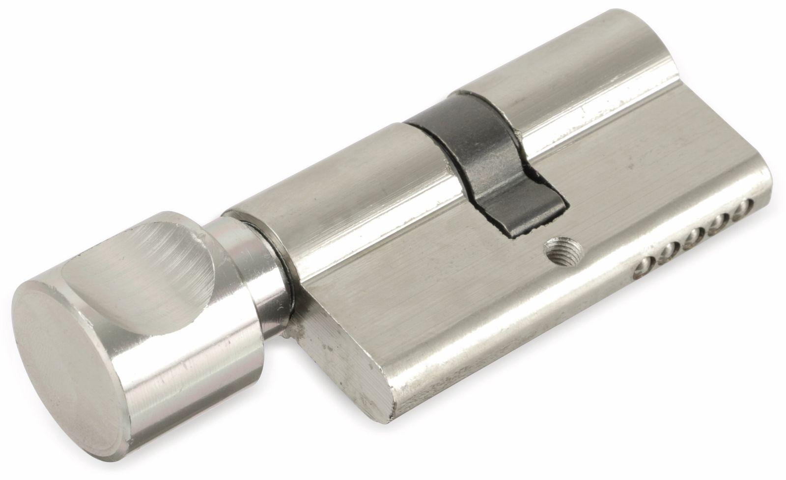 sicherheits schlie zylinder mit knauf masterproof 1016 pjxy 60 mm ebay. Black Bedroom Furniture Sets. Home Design Ideas