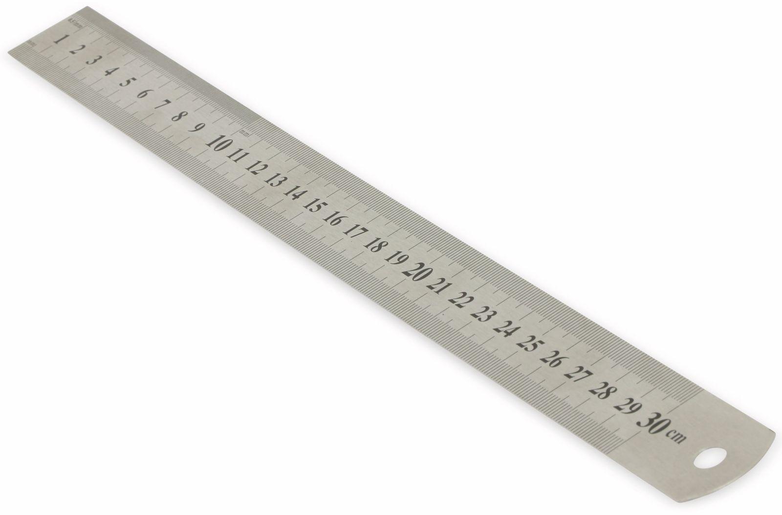 EK Tools-Lineal Pro 15/Zoll Hellgrau