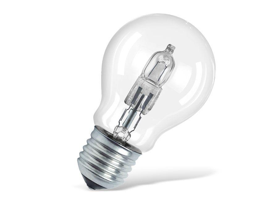halogen lampe osram classic a e27 77 w 1320 lm. Black Bedroom Furniture Sets. Home Design Ideas
