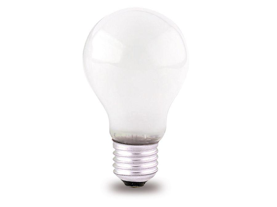 Philips Glühlampe PHILIPS, AGL, E27, 230V 75W, matt