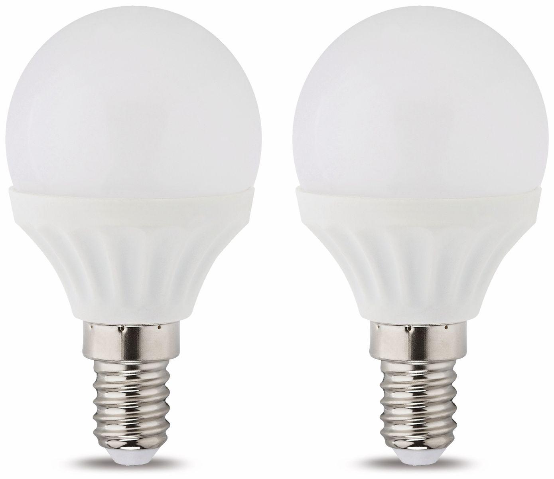 led lampe m ller licht e14 eek a 3 w 250 lm 2700 k 2 st ck online kaufen. Black Bedroom Furniture Sets. Home Design Ideas
