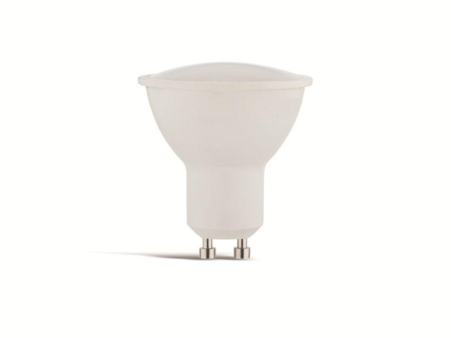 led lampe m ller licht gu10 eek a 3 w 230 lm 2700 k reflektor mittlere lebensdauer 10000h. Black Bedroom Furniture Sets. Home Design Ideas