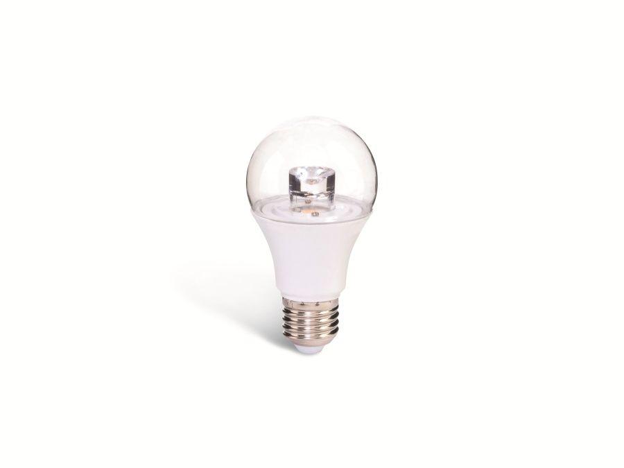led lampe m ller licht e27 eek a 7 w 470 lm 2700 k dimmbar online kaufen. Black Bedroom Furniture Sets. Home Design Ideas