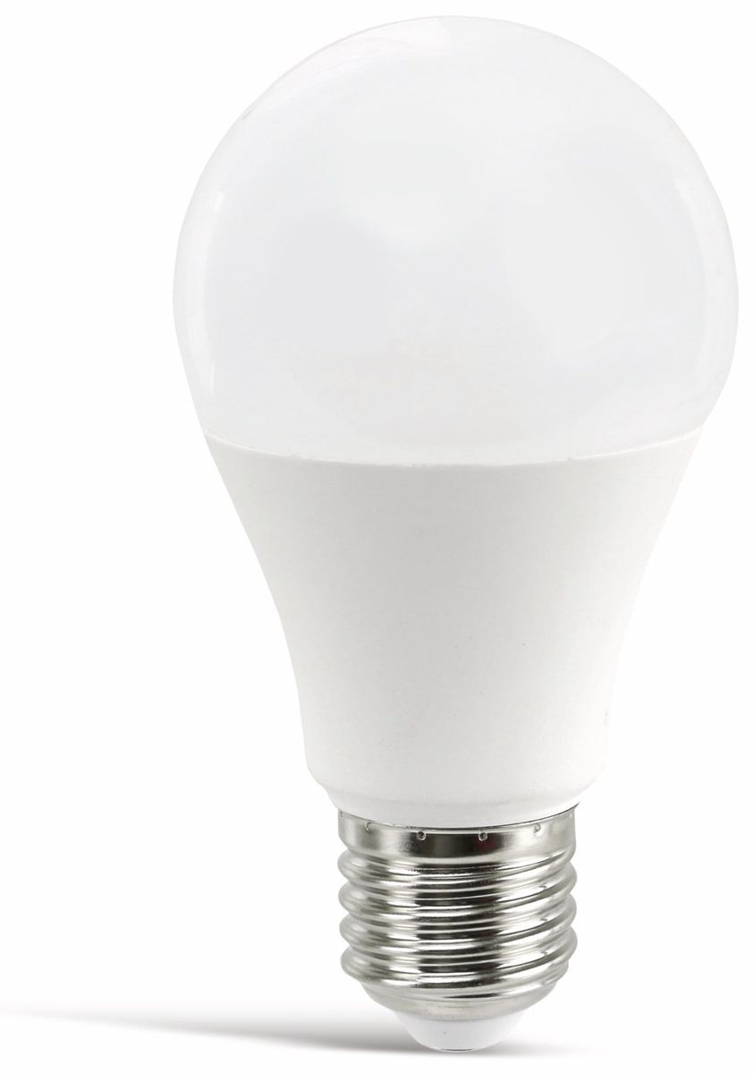 LED-Lampe, E27, 9W, 6500K, 810lm Daylite