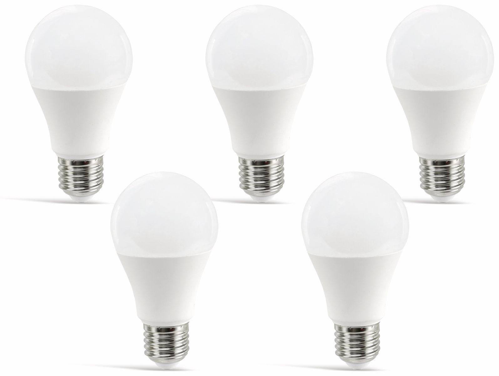 LED-Lampe, E27, A+, 9W, 2700K, 806lm Daylite