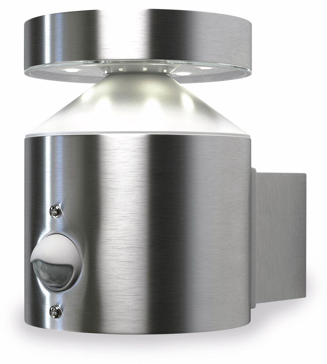 led leuchte osram endura style cylinder wall eek a edelstahl mit sensor online kaufen. Black Bedroom Furniture Sets. Home Design Ideas