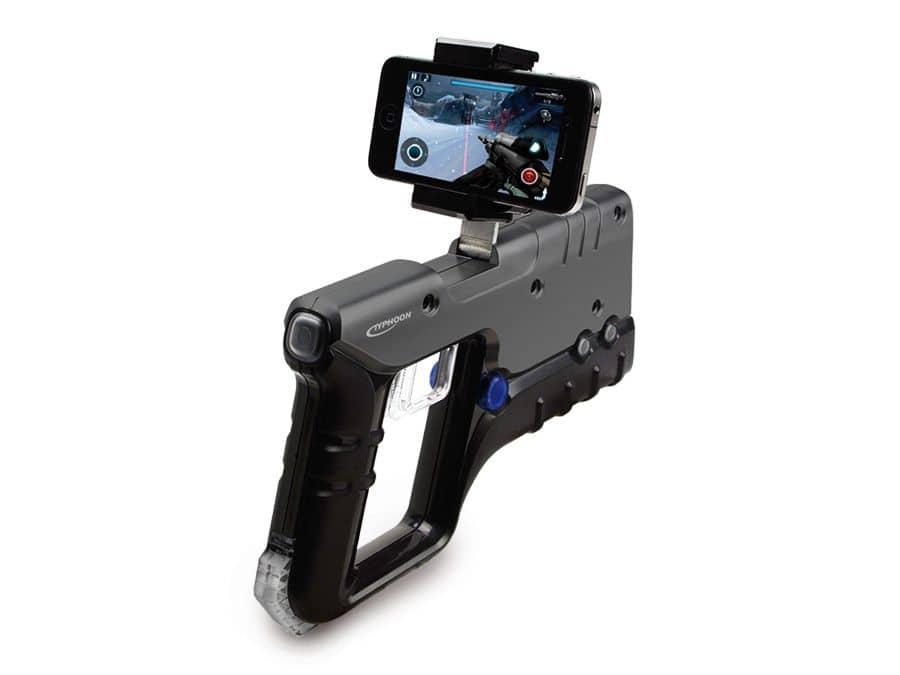 Bluetooth Gaming Gun, für iPhone und TYPHOON
