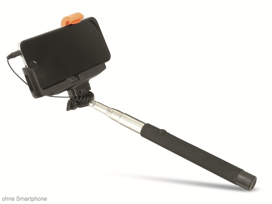 selfie stick mit fernausl ser red4power r4 i018 online. Black Bedroom Furniture Sets. Home Design Ideas
