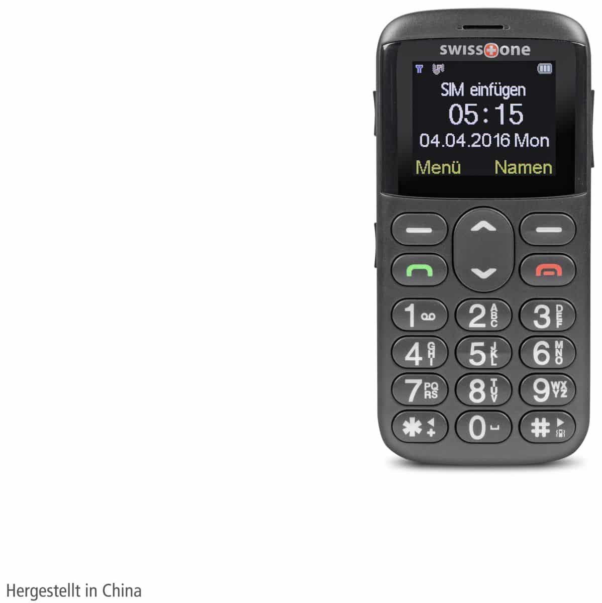 Handy SWISSTONE BBM 515
