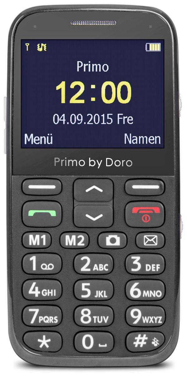 Handy DORO Primo 366, schwarz