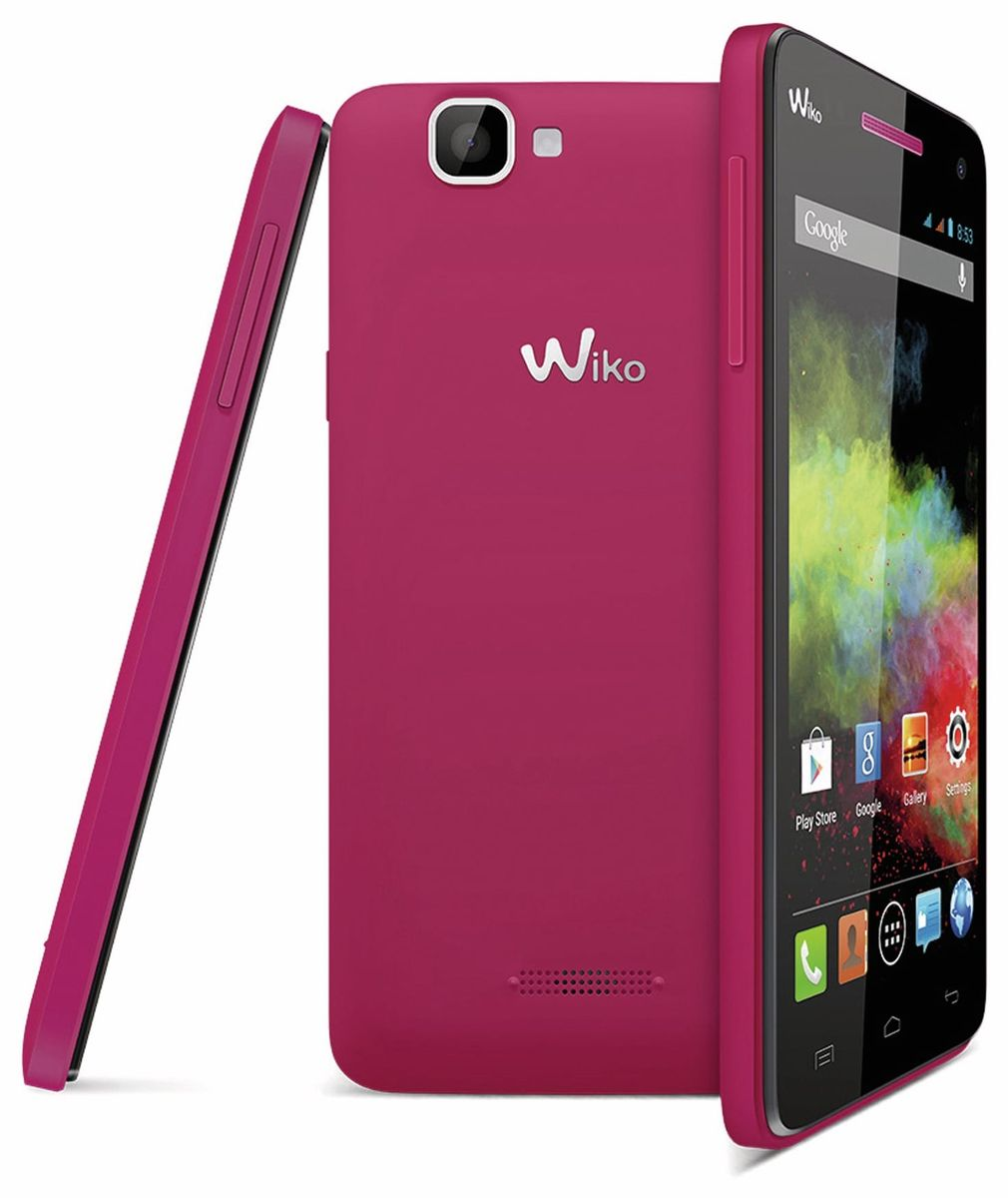Handy WIKO Rainbow, Dual-SIM, 5,