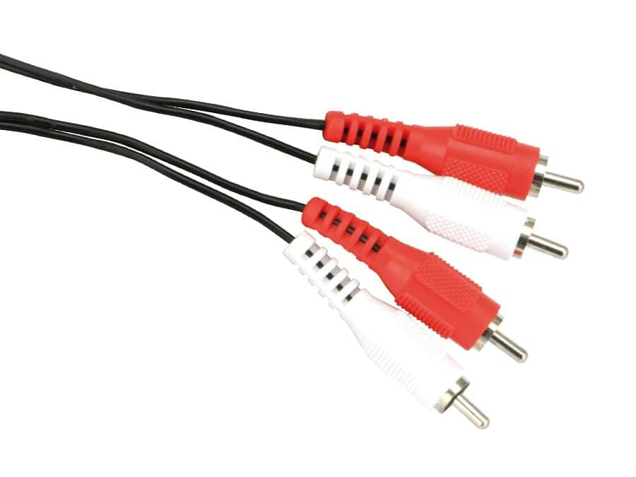 Philips Cinchkabel, Audio, 0,75m PHILIPS SWA2761T/10