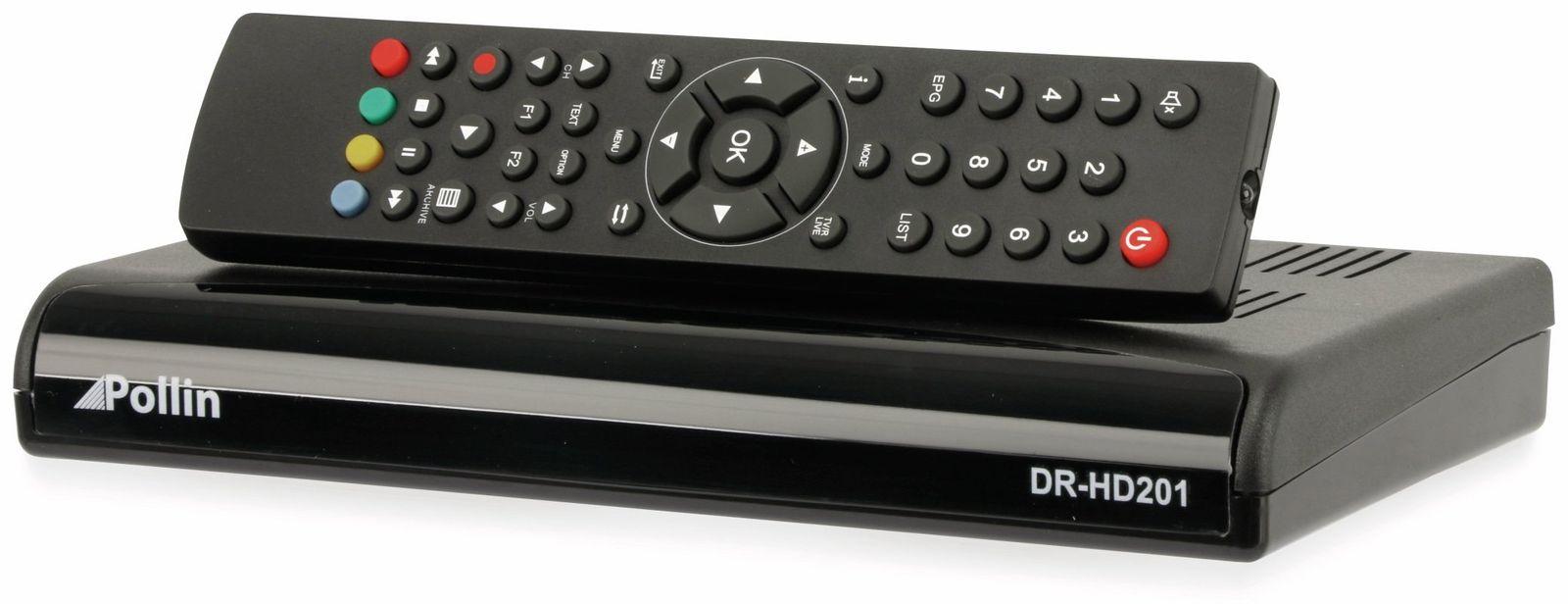 SAT HDTV-Receiver DR-HD201 PVRready online kaufen