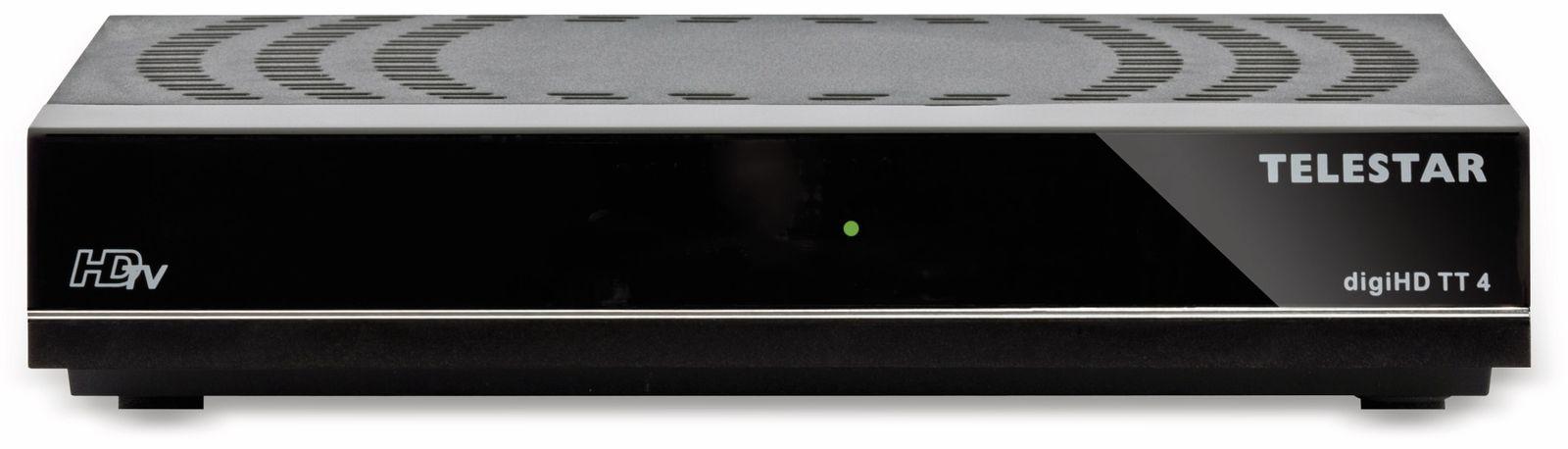 dvb t2 hdtv receiver telestar digihd tt4 online kaufen. Black Bedroom Furniture Sets. Home Design Ideas