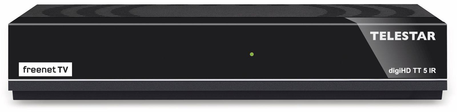 dvb t2 hdtv receiver telestar digihd tt5 ir freenet tv online kaufen. Black Bedroom Furniture Sets. Home Design Ideas