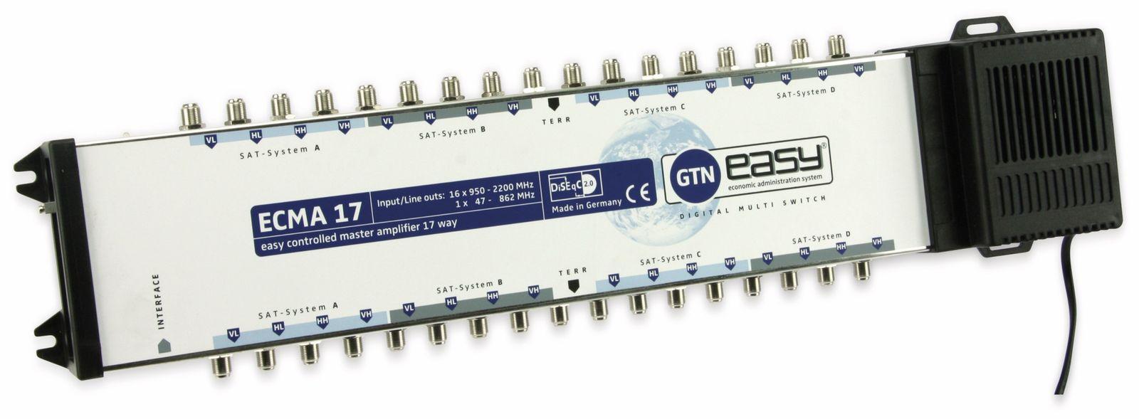 Verstärker GTN easy ECMA 17