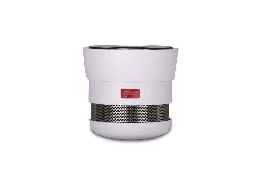 rauchmelder invisible 10y 10 jahre batterie lebensdauer. Black Bedroom Furniture Sets. Home Design Ideas