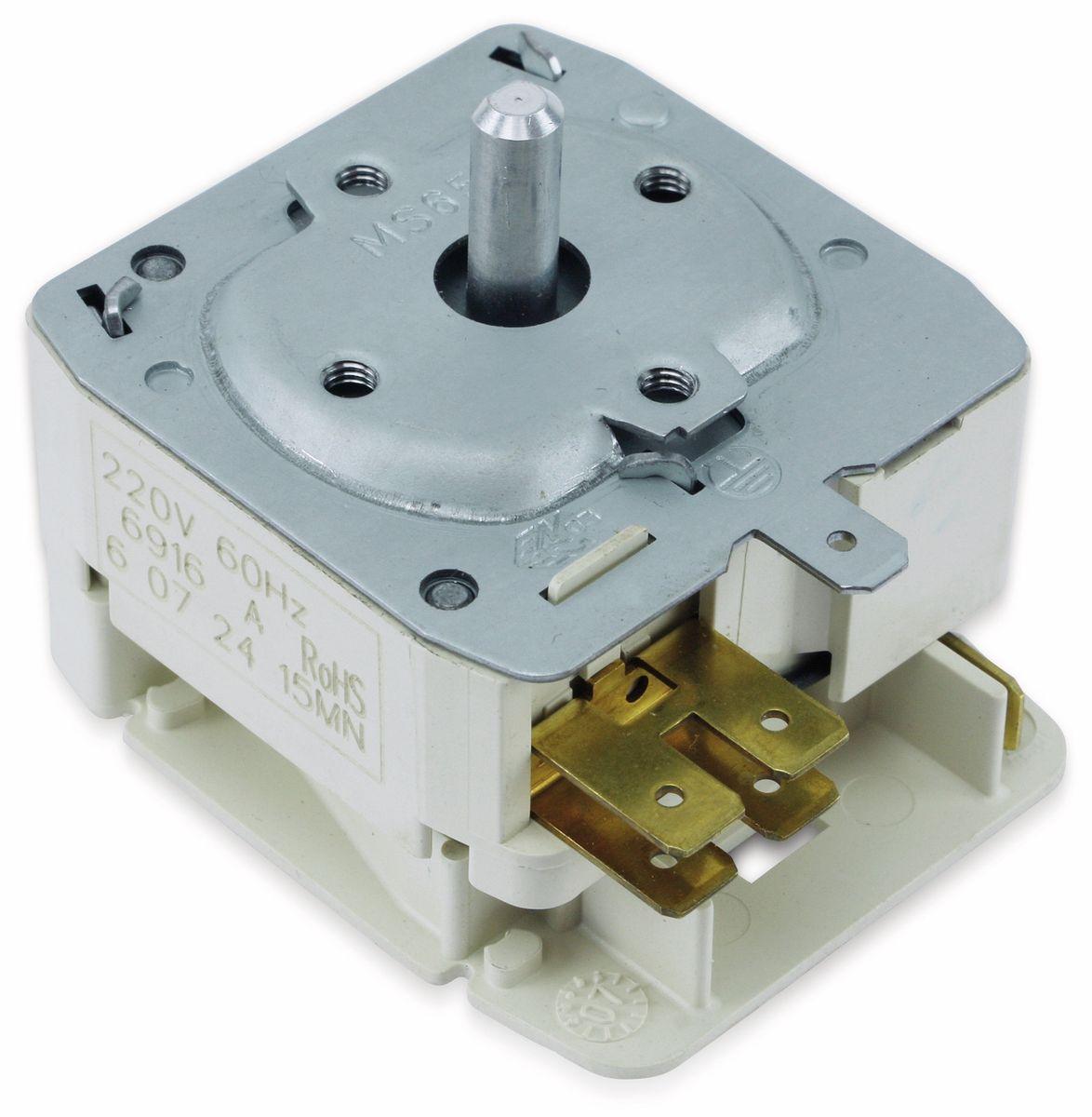 Elektrisches Timer-Schaltwerk INVENSYS MS65, 220 V, 16 A/230 V~, 15 ...