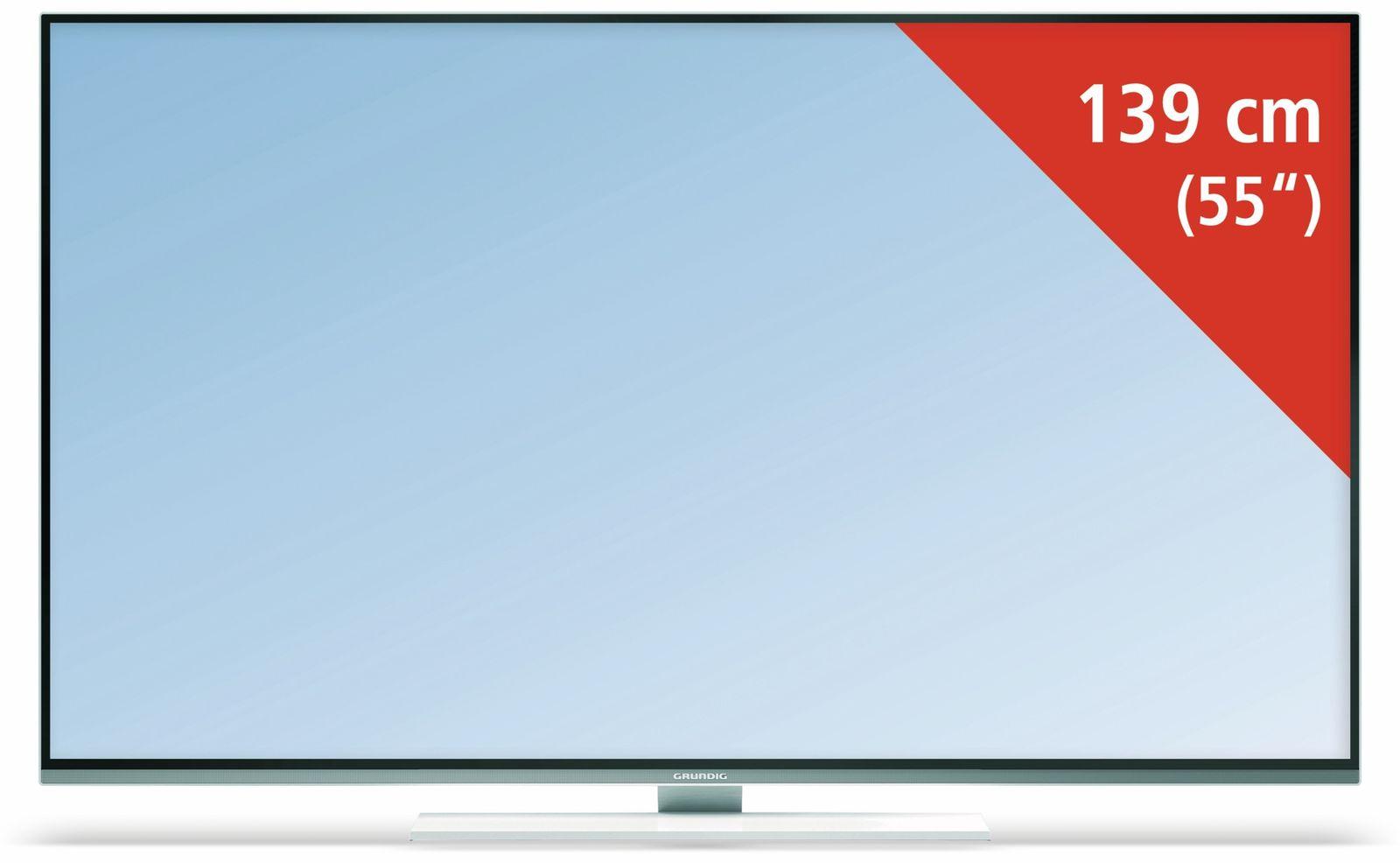 LED-TV GRUNDIG 55 GUW 8678, EEK: A