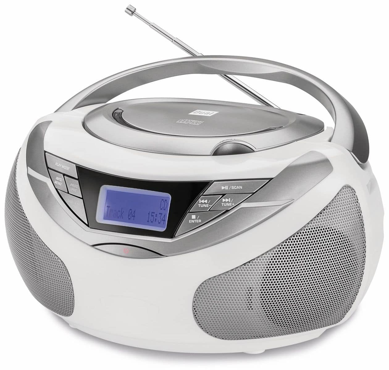 cd player dual dab p 150 wei. Black Bedroom Furniture Sets. Home Design Ideas