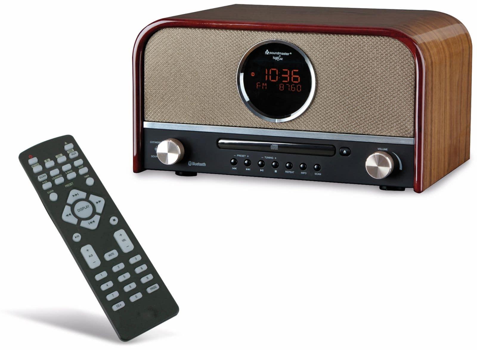 DAB Radio SOUNDMASTER NR850