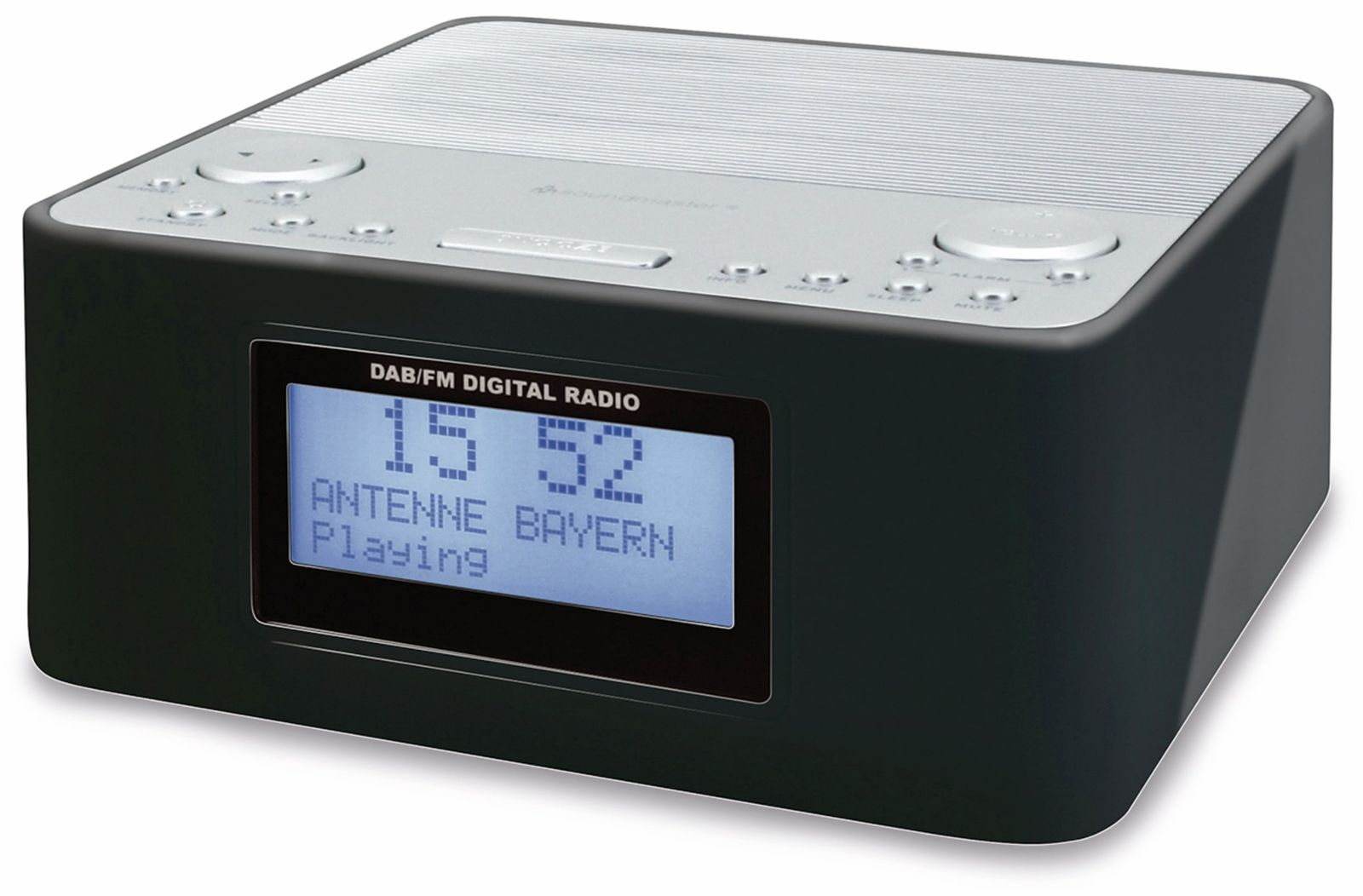 DAB Radio SOUNDMASTER UR170SW