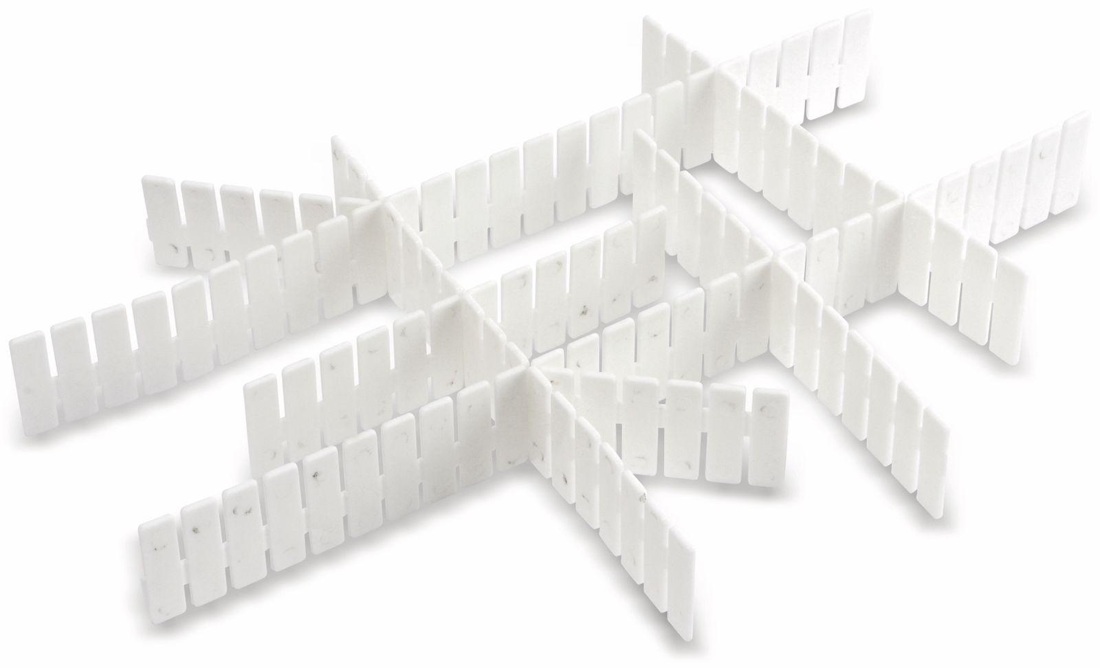 schubladentrenner 40x4 cm 4 st ck online kaufen. Black Bedroom Furniture Sets. Home Design Ideas
