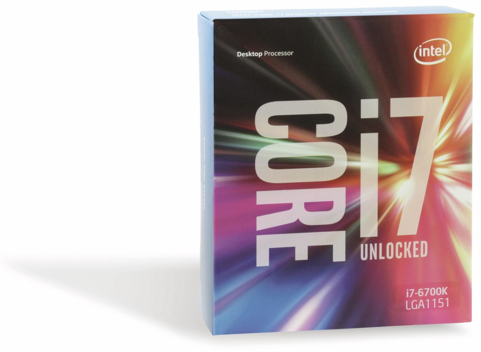 CPU Intel Core i7-6700K, 4GHz, 8MB