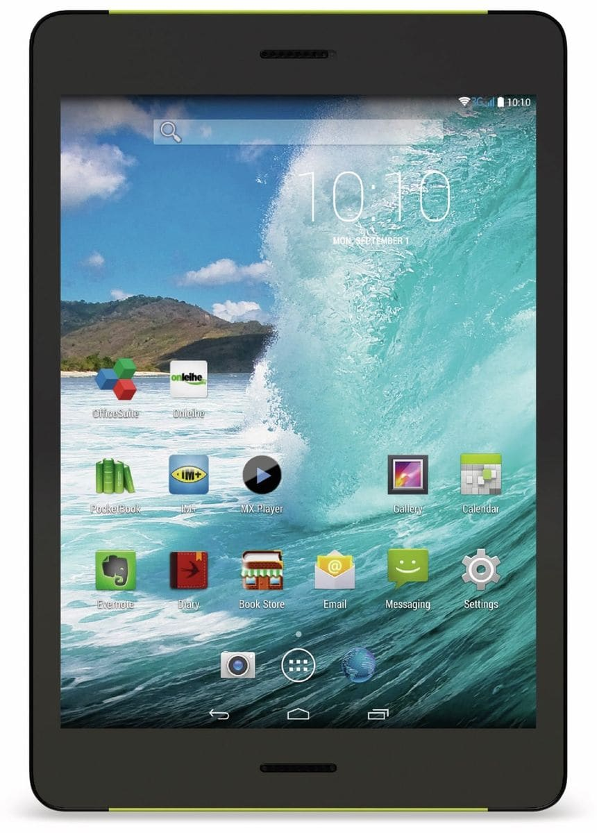 Tablet-PC POCKETBOOK Surfpad 4 M, B-Ware