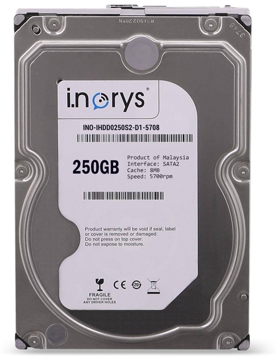 SATA-HDD I.NORYS IHDD0250S2-D1-5708