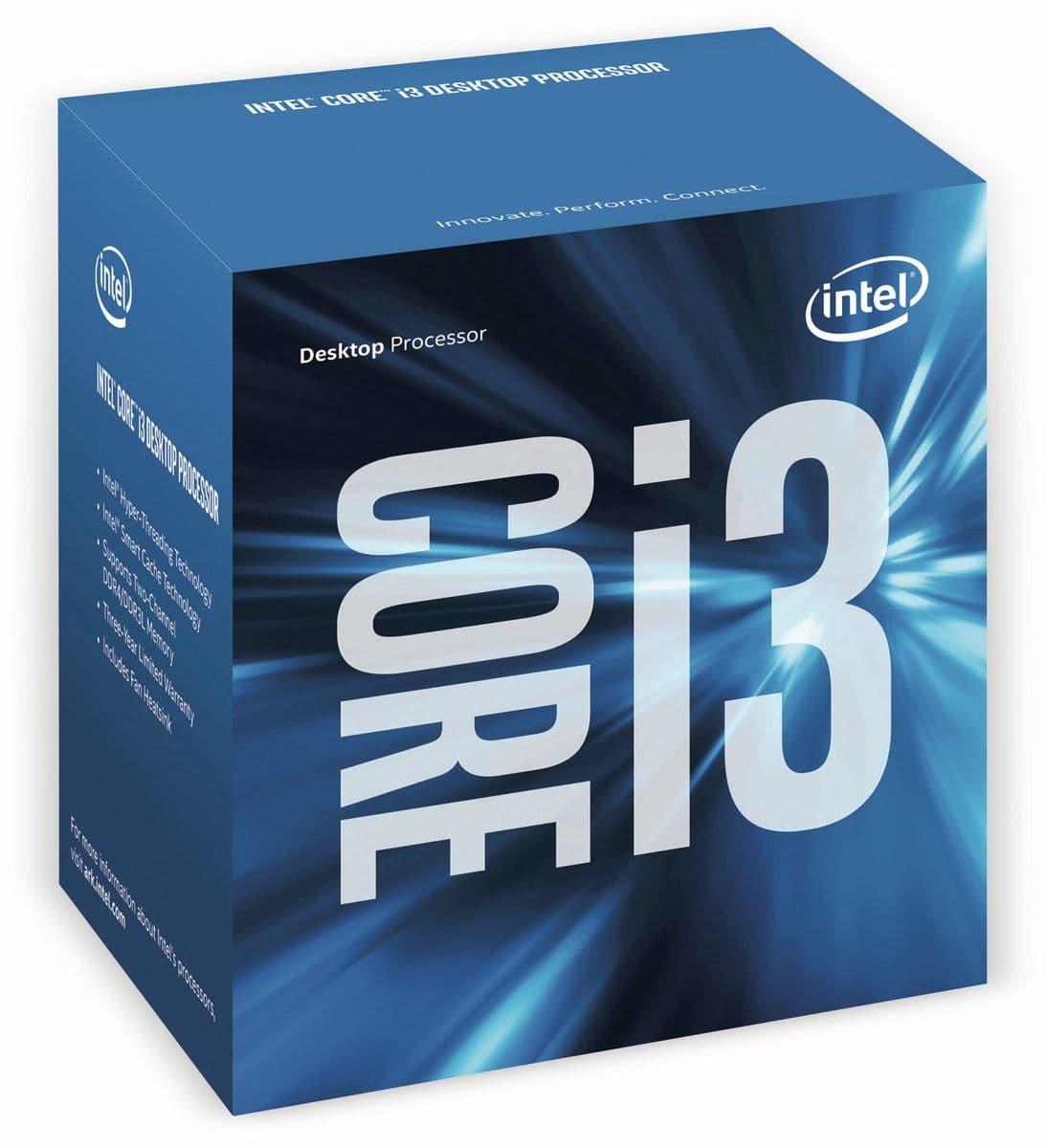 CPU INTEL Core i3-7100, 2x 3,9 GHz