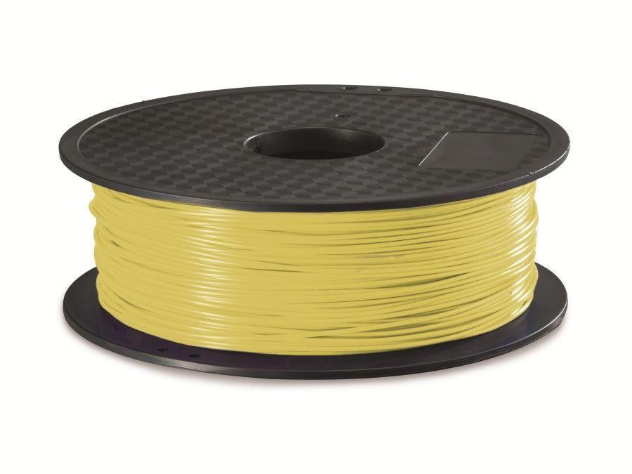 3d drucker pla filament daycom 3df 1 kg gelb. Black Bedroom Furniture Sets. Home Design Ideas