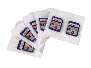Speicherkarten-Hüllen für SD-Karten, Hama