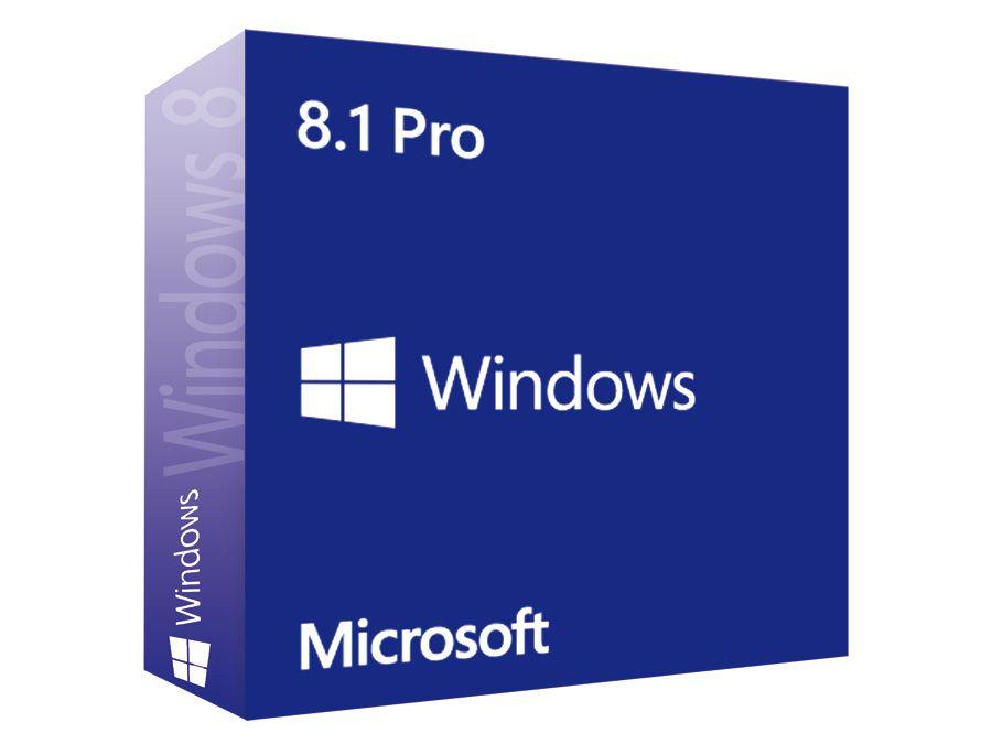 windows 8.1 pro 64 bit with key