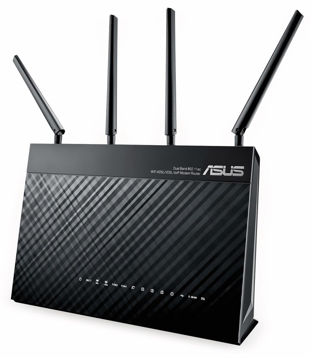 WLAN-Router ASUS DSL-AC87VG