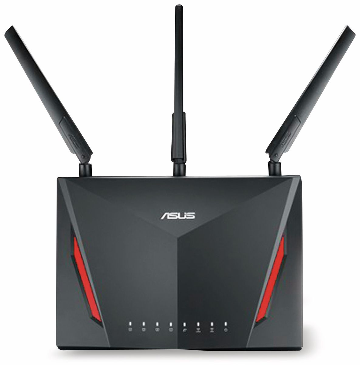 WLAN-Router ASUS RT-AC86U, 2917 MBit/s 2,4/5 GHz, MU-MIMO