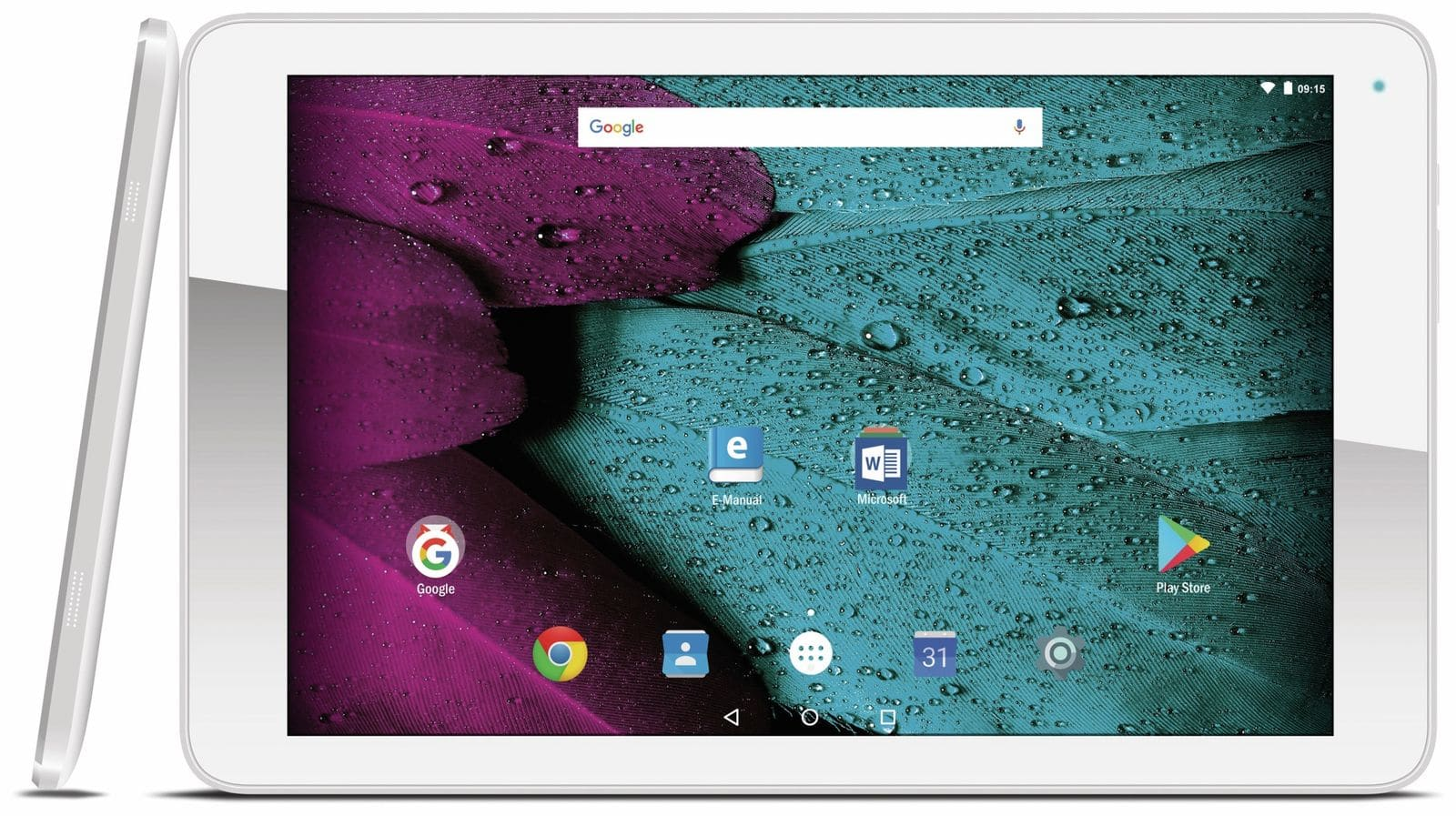 Tablet ODYS Pace, 10,1. Android 7.0