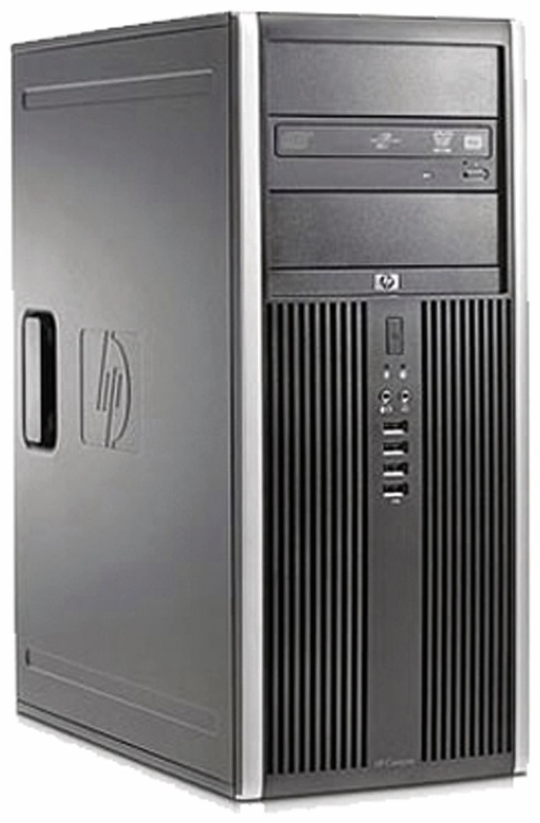 PC HP Elite 8100 T, Intel i5, 4 GB