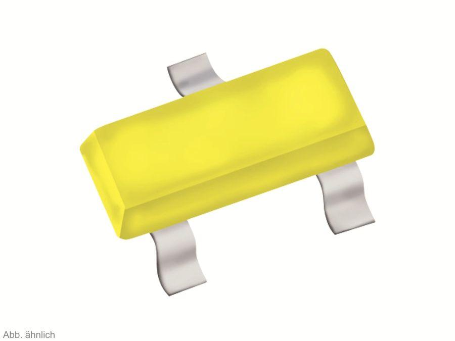 Sort. SMD-LEDs OSRAM, 100 Stück
