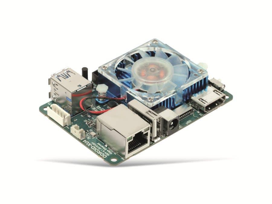 ODROID-XU4, 2GHz Cortex A15 & A7