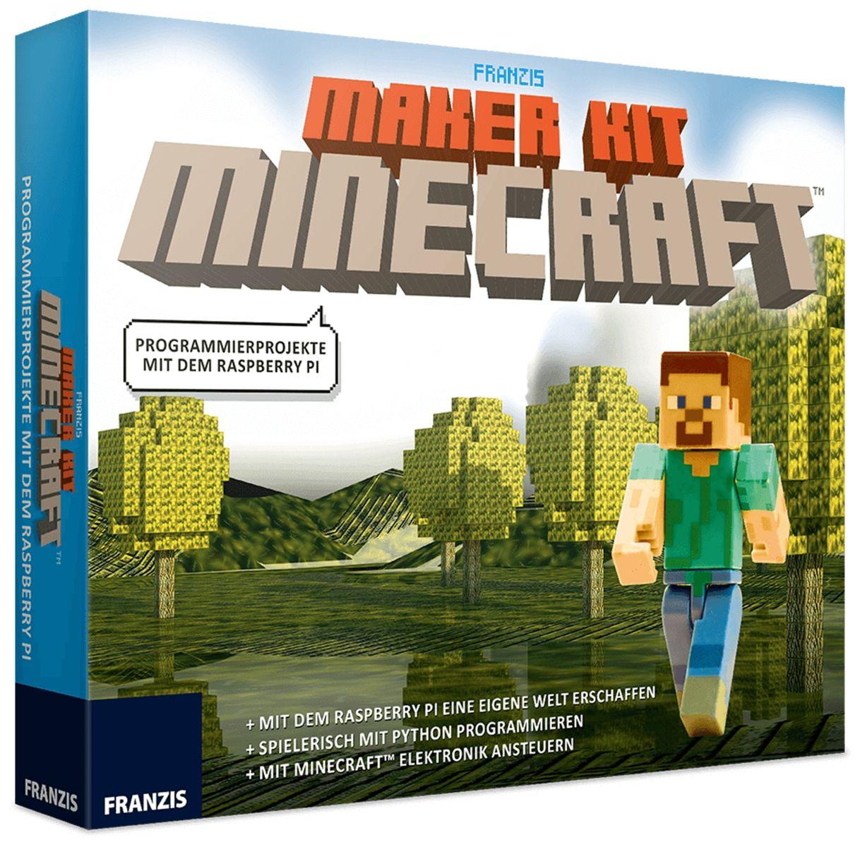 Lernpaket FRANZIS Minecraft
